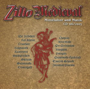 Sampler der Zillo Medieval