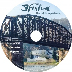 CD-Aufdruck<br/>© Tone Fish