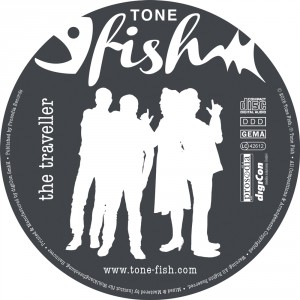 CD-Aufdruck<br/>© Tone Fish