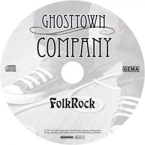 CD-Aufdruck<br/>© Ghosttown Company